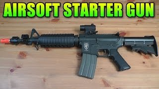 Airsoft Elite Force M4 Carbine Review: Excellent Beginner Gun