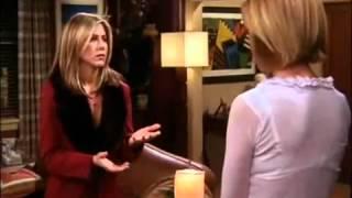 Friends. Season 8. Ross, Rachel and Mona (subtitles in English)