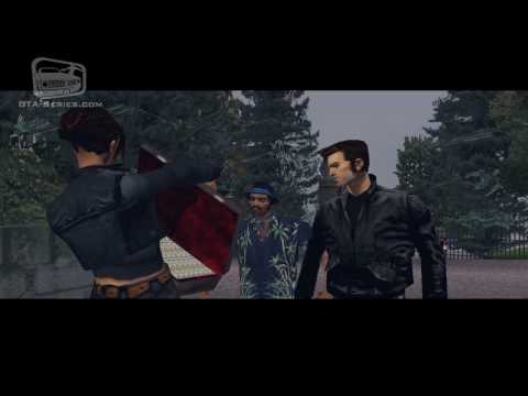 GTA 3 - Ending / Final Mission - The Exchange (HD)
