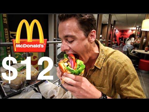 The 12 McDonald s Burger