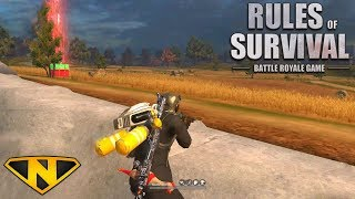 Im Back Baby! (Rules of Survival: Battle Royale #85)
