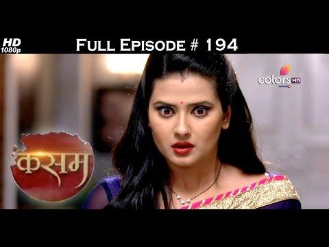 Kasam - 30th November 2016 - कसम - Full Episode (HD)