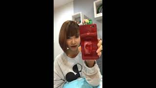 Khởi My livestream giới thiệu điện thoại Oppo F7 (19/4/2018)