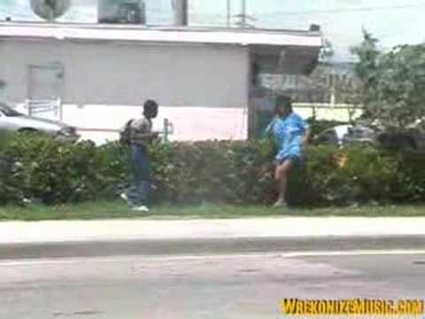 Sex?...I'm Just Waiting For The Bus.....(Haitian Vs. Hooker)