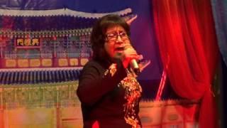 Nsưt Diệu Hiền & Nghệ sĩ Kim Thoa tại Rạp Hồng Liên đêm 8/4/2017