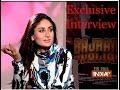 Bajrangi Bhaijaan Kareena Kapoor Khan S Exclusive Interview With India Tv India Tv