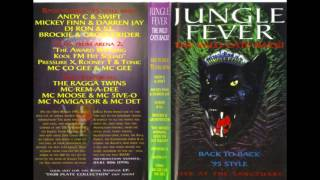 Mickey Finn & Darren Jay - Jungle Fever 18.03.1995
