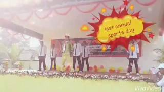 Kahaloo high school annual sports by ssc 2017