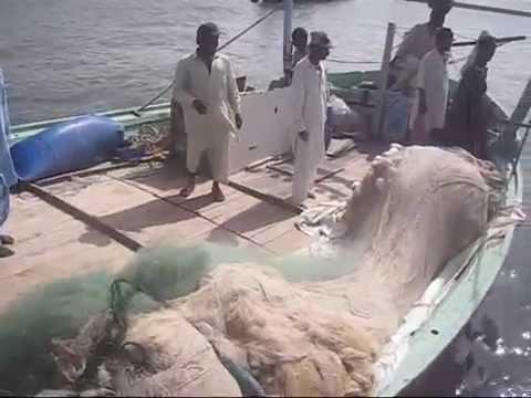 Kamari Beach to Manora 30 April 2010 Karachi, Pakistan