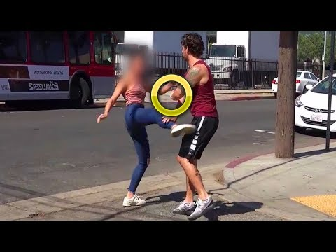 Funny Pranks In The Hood GONE WRONG 2019 Messing With Big Thugs Prank 😈🔥