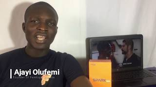 Tecno SPARK Plus K9 Unboxing and First Impression Video