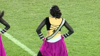 Bollywood Dance at Half Time AFL match