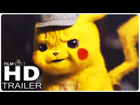 Xxx Mp4 POKEMON Detective Pikachu Trailer 2019 3gp Sex