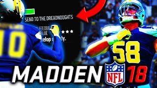 HUGE TRADE FOR 96 OVERALL!! 81 OVR ROOKIE DOMINATES!! | Madden 18 Relocation Franchise Ep. 2