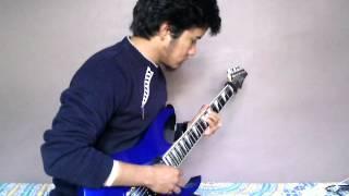 Milne Hai Mujhse Aayi lead guitar solo Aashiqui 2