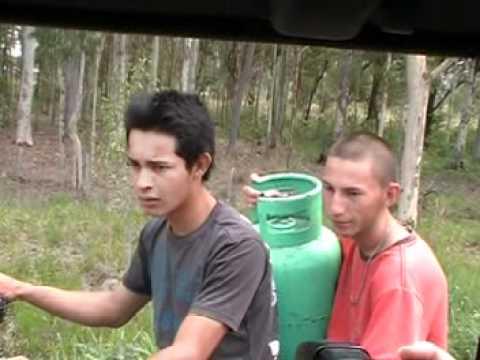 Motociclista Paraguayo 2
