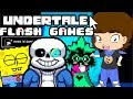 Download Video Download Undertale's WEIRD Flash Games - ConnerTheWaffle 3GP MP4 FLV