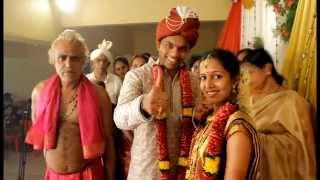 SANTHOSH SUPREETHA WEDDING HIGHLIGHTS - MANGALORE