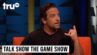 Talk Show the Game Show - T.J. Lavin's Unexpected Visit From Brad Pitt | truTV