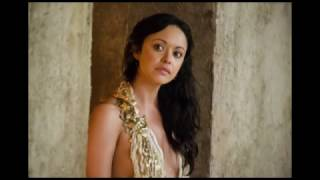 Marisa Ramirez as Melitta in Spartacus: Gods of the Arena (2011)