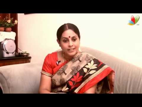 Saranya Ponvannan : Feels Proud To Play Mother's Roles - Mother's Day Spl Interview