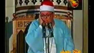 الشيخ صلاح يوسف وسورتي النجم والقمر يوم 10 إبريل 2007م