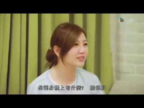 對~我平時就是這麽白癡的⋯⋯ 吳若希 Jinny Ng 許廷鏗 Alfred Hui