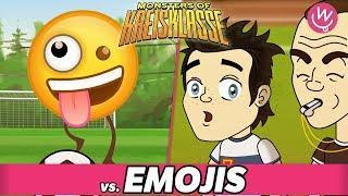 Monsters Of Kreisklasse: Emojis Vs. Borussia Hodenhagen