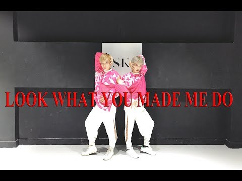 Look What You Made Me Do - Taylor Swift  - Choreography by Bin Gà & Pee Pee from Vietnam