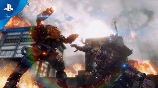 Titanfall 2 - Angel City Gameplay Trailer | PS4