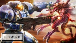 StarCraft 2: EPIC Terran vs Zerg! (Bo5)