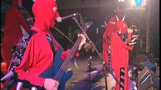 This Is Serious Mum - TISM - Gotta Root Out Of It (Live On Channel V)