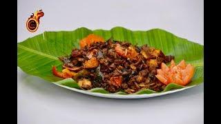 Kakka Roast     നാടൻ കക്ക റോസ്റ്റ്   Kerala Clams Fry    Kakka  Ularthiyathu  Ep:393