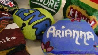 """Kunstprojekt """"STEIN des Anstoßes"""" mit Musik von ISTVAN SKY """"Voice of Avatar"""""""
