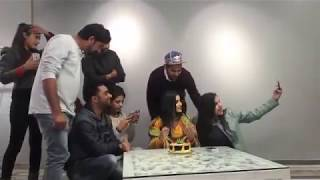 Ankita Sharma New Year 2018 CELEBRATIONS with GURI RUPAL TEAM