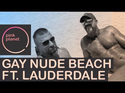 PinkPlanet Ft Lauderdale Gay Nude Beach