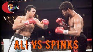 Muhammad Ali vs Leon Spinks #Legendary Night# HD