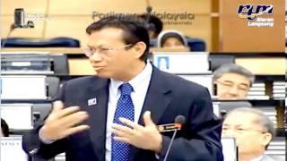 Parlimen Malaysia : YB Kemaman (Menteri Komunikasi dan Multimedia) Jawab Soalan Lisan