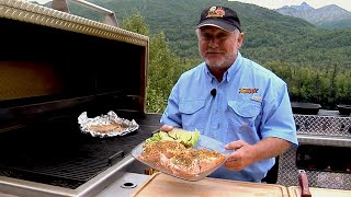 SmokeeJo's BEST EVER Grilled Salmon!