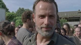 The Walking Dead - Inside S7 Ep. 9   official featurette (2017)