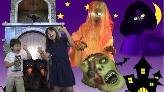 海外 ハロウィン ショップ お買い物 ※小さなお友達は注意!! こうくんねみちゃん Halloween Shop