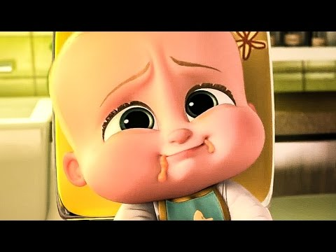 THE BOSS BABY Trailer 2 2017
