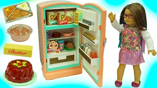 American Girl Fridge Playset Maryellen
