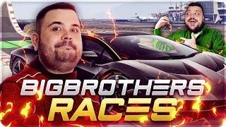 LA ZENTORNO DI CiccioGamer89 FISCHIA UN TOT !!! [Big brothers Races] GTA 5 Online