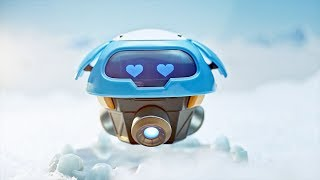 [NEW PRODUCT] Levitating Snowball | Pre-Order Now! | Overwatch