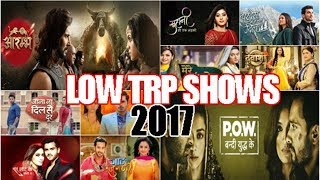 10 Hindi TV Serials That Went Off Air Due to Low TRP Ratings in 2017