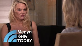 Pamela Anderson Opens Up About Her Trauma As A Victim Of Childhood Sexual Abuse | Megyn Kelly TODAY