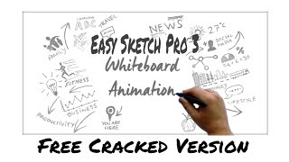 White Board Animation For PC free download | Easy Sketch Pro 3 CRACKED Version For FREE |