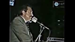 Alfonsín discurso de cierre de campaña en octubre de 1983