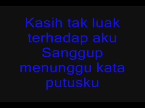 Ukays - Di Sana Menanti Di Sini Menunggu with lirik mp3